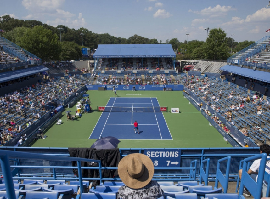 Citi Open Tennis 2017
